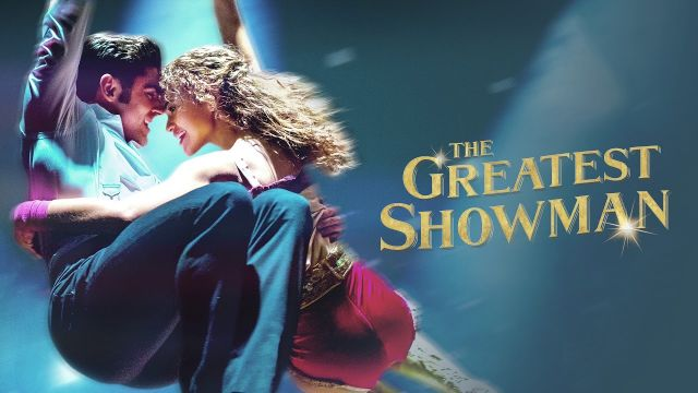 Cover: The Greatest Showman - Rewrite The Stars