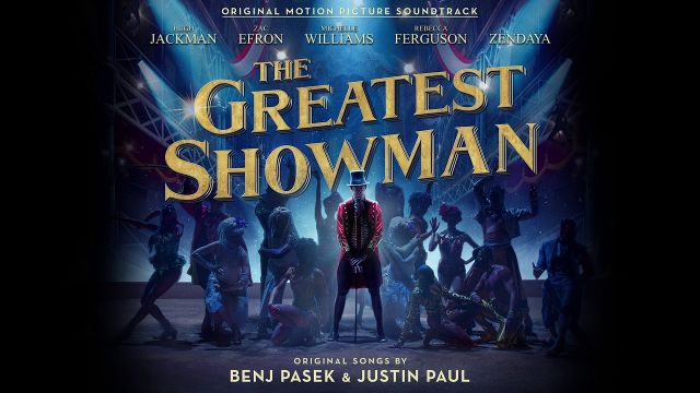 Cover: The Greatest Showman - A Million Dreams