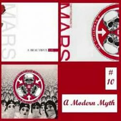 Albumart A modern myth from 30 Seconds to Mars.