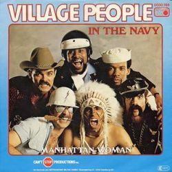 Cover: Village People - In the Navy