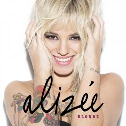 Albumart Blonde from Alizée.