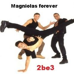 Albumart Magnolias for ever from 2Be3.