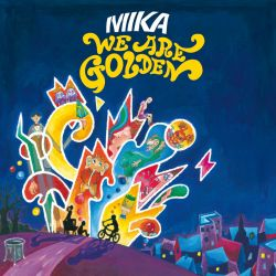 Albumart We Are Golden from MIKA.