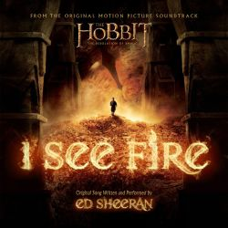 Albumart I See Fire from Ed Sheeran.