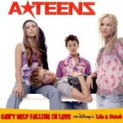Albumart Can't Help Falling In Love from A*Teens.
