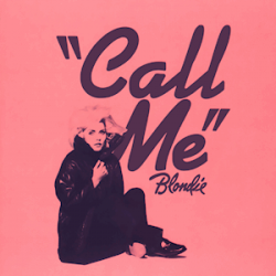 Albumart Call Me from Blondie.