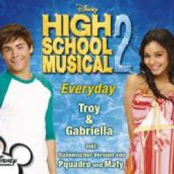 Cover: High School Musical 2 - Everyday