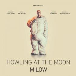 Albumart Howling At The Moon from Milow.