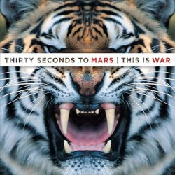 Albumart This Is War from 30 Seconds to Mars.