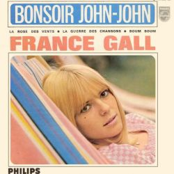 Albumart Bonsoir John John from France Gall.