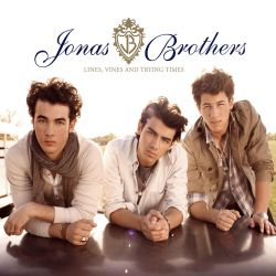 Albumart Turn Right from Jonas Brothers.