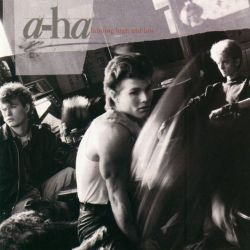Albumart Living a Boy's Adventure Tale from A-Ha.