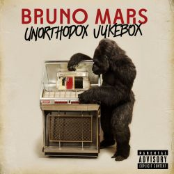 Albumart Locked Out of Heaven from Bruno Mars.