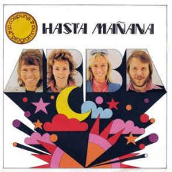 Albumart Hasta Manana from ABBA.
