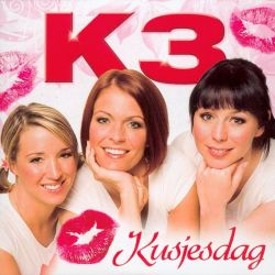 Albumart Kusjesdag from K3.