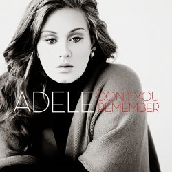 Albumart Don't You Remember from Adele.