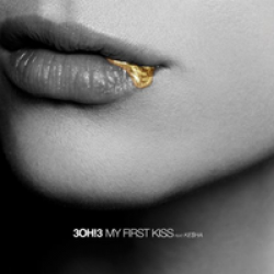 Albumart My First Kiss from 3OH!3 & Ke$ha.