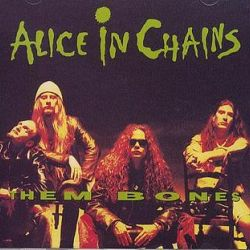 Albumart Them Bones from Alice in chains.