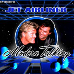 Albumart Jet Airliner '98 from Modern Talking.