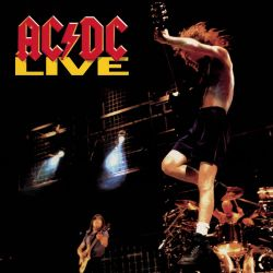 Albumart Back In Black (Live - 1991) from AC/DC.