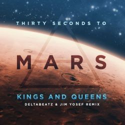 Albumart Kings & Queens from 30 Seconds to Mars.