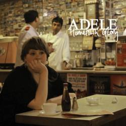 Albumart Hometown Glory from Adele.