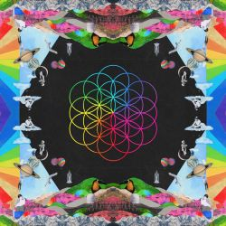 Albumart Army of One from Coldplay.