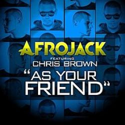 Cover: Afrojack & Chris Brown - As Your Friend