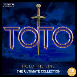 Albumart Holyanna from Toto.