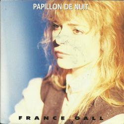 Albumart Papillon de nuit from France Gall.