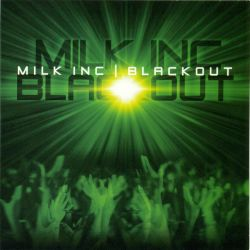 Albumart Blackout from Milk Inc..