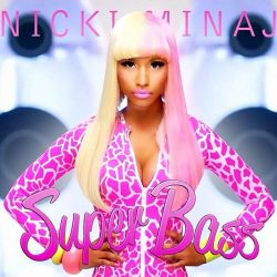 Albumart Super Bass from Nicki Minaj.