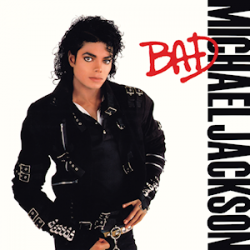 Albumart Bad from Michael Jackson.