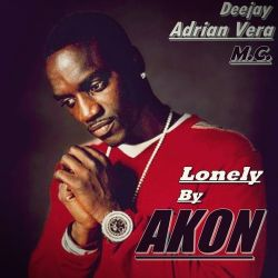 Albumart Lonely from Akon.