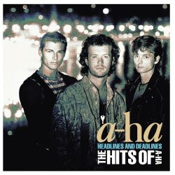 Albumart Stay on These Roads from A-Ha.