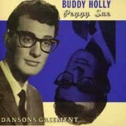 Albumart Peggy Sue from Buddy Holly.