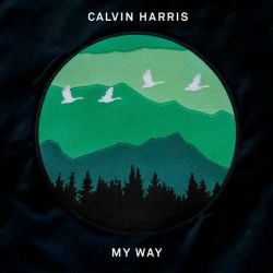 Albumart My Way from Calvin Harris.