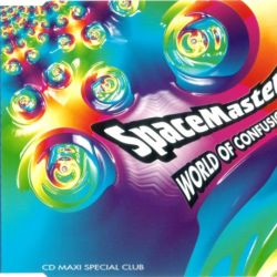 Albumart World of confusion from Space Master.
