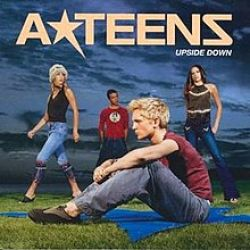Albumart Upside Down from A*Teens.