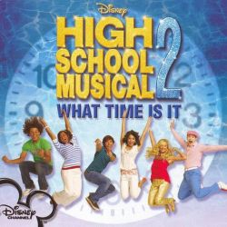 Cover: High School Musical 2 - What time is it?