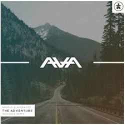 Albumart The Adventure from Angels & Airwaves.