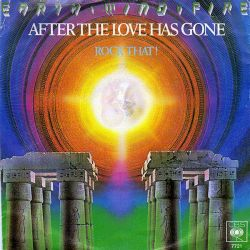 Albumart After The Love Has Gone from Earth, Wind & Fire.
